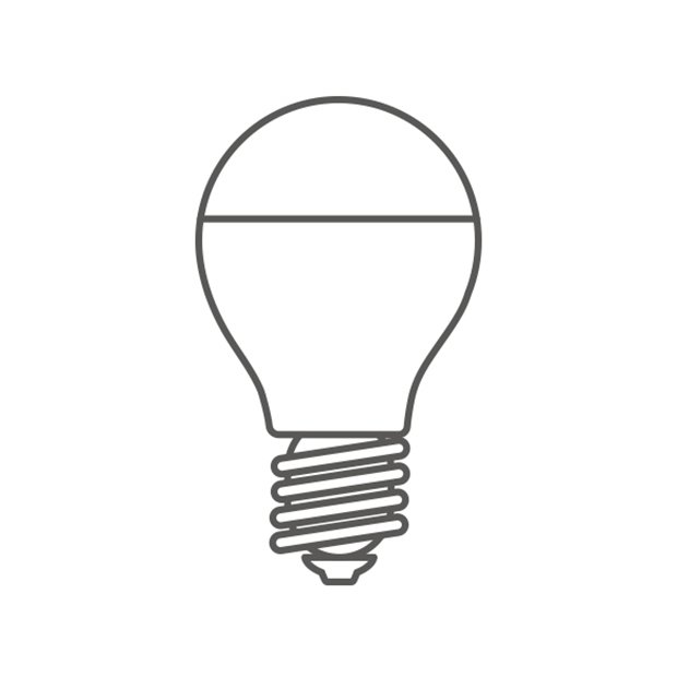 Dimmable Light Bulb