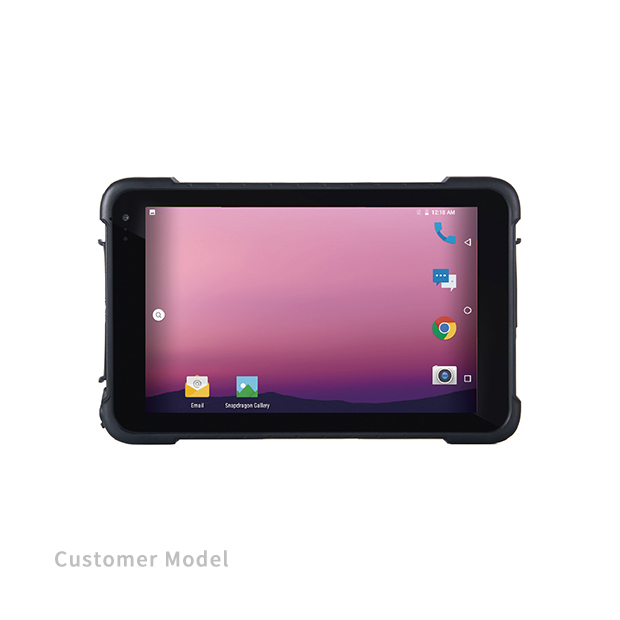 Rugged Tablet PC 8'' tablet